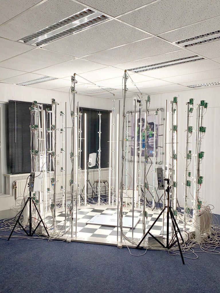 3D scanner 120 pi cameras